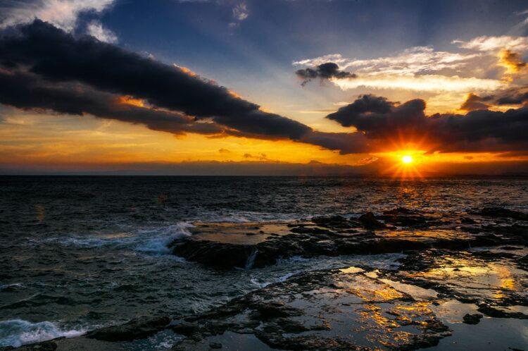 江の島[空撮]