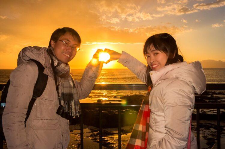 会计干与记者陈的日本蜜月行