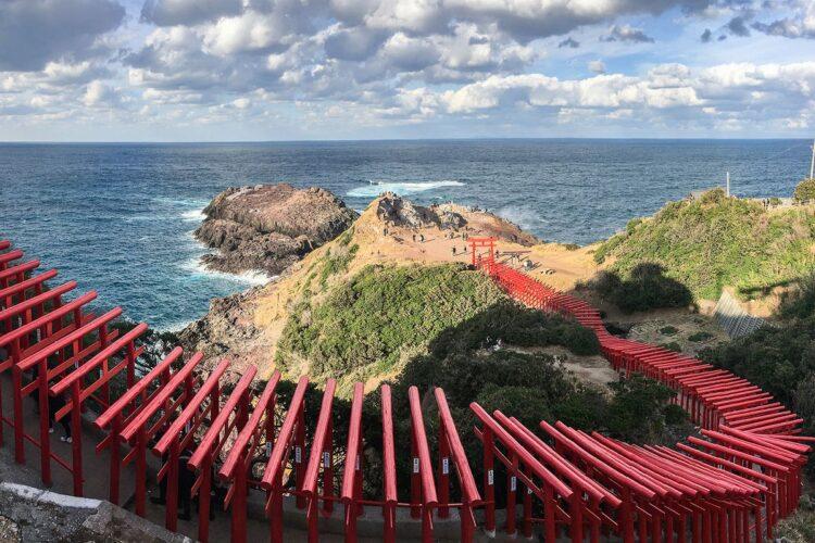 日本濑户内海巡礼路线X[空撮]