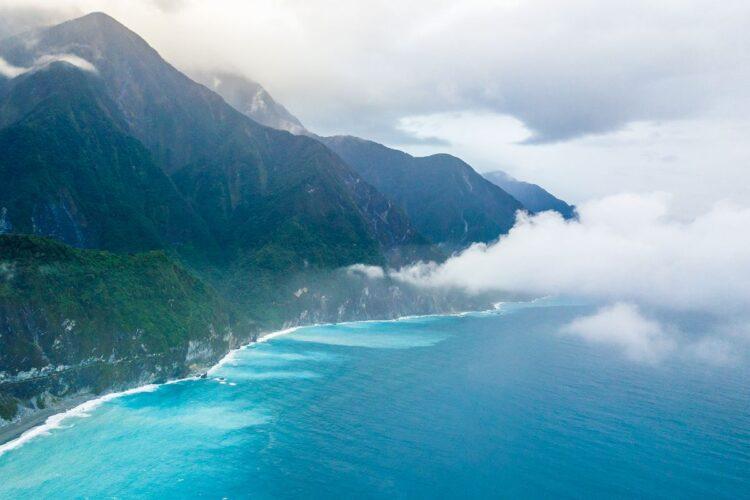 台湾极速环岛空拍之旅