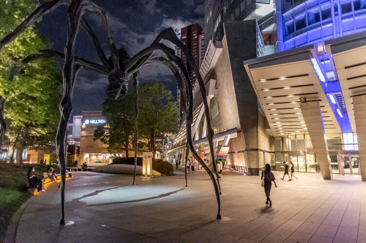 六本木-森美術館