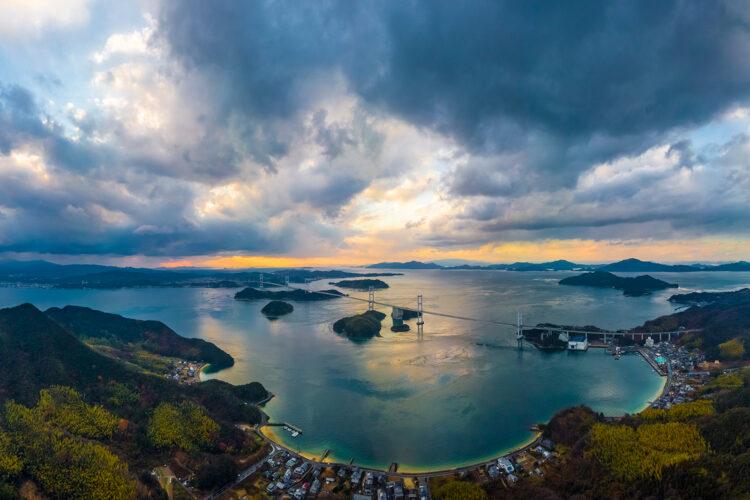 2021年西日本巡礼[空撮]